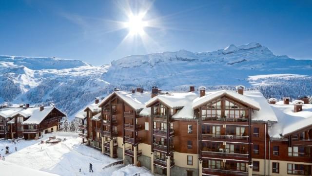 Nemovitosti v Alpách